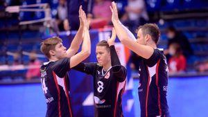 «Зенит» проиграл впервые в сезоне. «Белогорье» сотворило чудо, хотя перед матчем даже не попадало в плей-офф