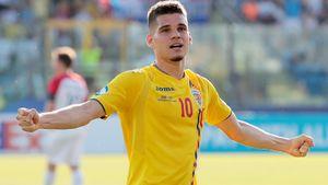 Сборная Румынии рвет всех на молодежном Евро. Ее главную звезду хочет «Спартак»