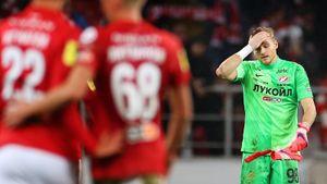 Еще одна проблема «Спартака»— вратарь. Максименко проваливает 2021-й: сколько он привез и кто может его заменить