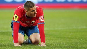 Гончаренко не поддерживает решение Шкурина не играть за сборную Белоруссии из-за Лукашенко