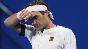 Федерер сообщил, что вакцинировался от коронавируса