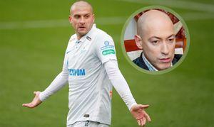 «Я его презираю». Гордон оскорбил играющего за «Зенит» украинского футболиста Ракицкого