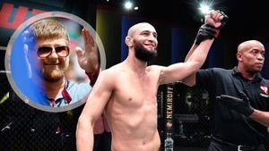 Карьеру чеченца из UFC чуть не разрушил коронавирус. Чимаев сказал, что уйдет, но из-за Кадырова передумал