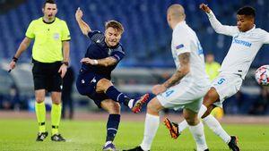 «Зенит» проиграл «Лацио» в Риме и лишился шансов на выход в плей-офф Лиги чемпионов. Как это было