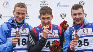 Латыпов победил в спринте на летнем чемпионате России. У 2-го места он выиграл больше минуты