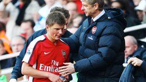 Как болельщики «Арсенала» освистали Аршавина. Венгеру пришлось оправдываться: «Он капитан сборной России!»