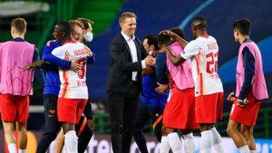 Уау! «Лейпциг» выбил «Атлетико» и вышел в полуфинал Лиги чемпионов
