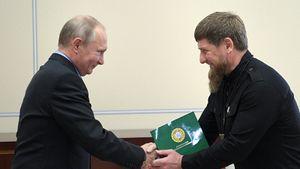 Кадыров связал скандальные слова Сокурова навстрече сПутиным сантироссийскими санкциями вспорте