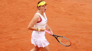 Павлюченкова вынесла фаворита «Ролан Гаррос» и вышла в 1/8 финала. Она оформила «баранку» для белорусской звезды