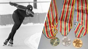 Медали чемпиона ОИ-1984 Малкова выставлены на продажу на интернет-аукционе за 150 тысяч рублей
