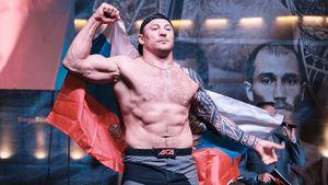 «Многие чеченцы болели за меня». Русский чемпион «Ахмата» проиграл пояс, но заслужил уважение