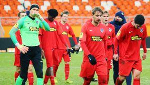 «Ротор» обыграл «Тамбов» в первом матче после возобновления сезона РПЛ