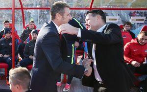 Аленичев: «Большая благодарность Каррере за чемпионство «Спартака». Кто тренировал команду до него — второстепенно»