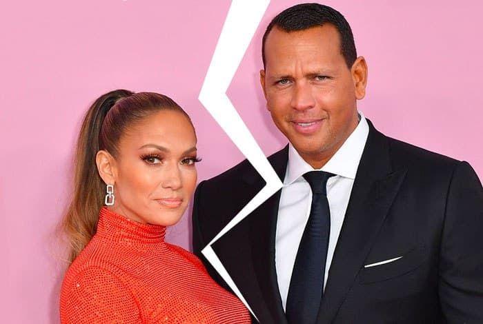 Дженнифер Лопес рассталась с экс-бейсболистом Родригесом после 4 лет отношений