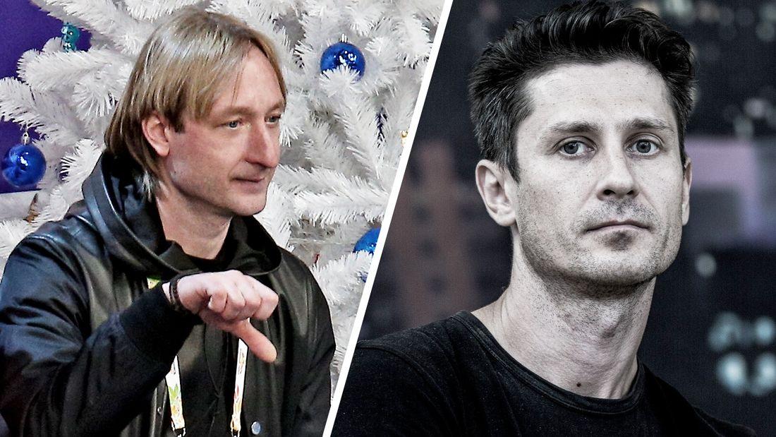Плющенко принял вызов на бой без правил с хореографом группы Тутберидзе: У него поплыла кукушка