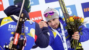 Логинов одержал первую победу в карьере на Кубке мира. Россиянину респектовал даже хейтер из Швеции