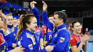 Россия— вполуфинале чемпионата мира! Это случилось впервые за10 лет