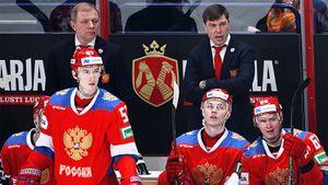 Кудашов начал всборной споражения отчемпионов мира. Молодежь неотомстила финнам зазвезд НХЛ
