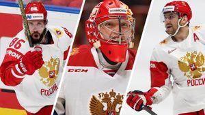 Сборная России объявила тройку хоккеистов, которые точно едут на Олимпиаду. Там есть Овечкин, но нет Панарина