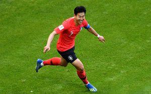 Хен Мин Сон победил на Азиатских играх и спас свою карьеру. Его не заберут в армию