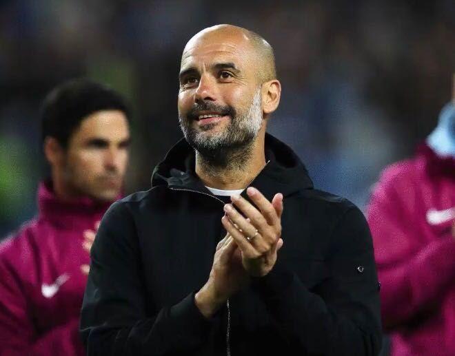 «Манчестер Сити» продлил договор  сГвардиолой до 2021