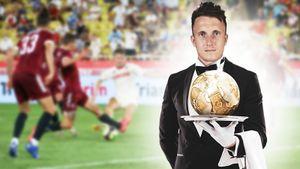 Русский футболист снова хорош в Лиге чемпионов: Головин забил впервые в сезоне и вывел «Монако» на «Шахтер»