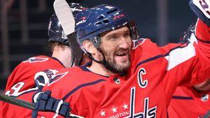 Овечкин сокрушил рекорд великого Ягра! У русского форварда 5638 бросков в НХЛ, скоро он станет лучшим в истории