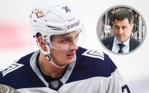 Хоккеист «Металлурга» Прохоркин подрался в самолете с ассистентом главного тренера Гольцем