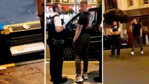 Игрок «Челси» поругался с таксистом из-за чипсов. Приехала полиция