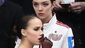 Загитова и Медведева не вошли в состав сборной России на сезон-2021/22, Косторная — в резерве