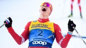 Большунов выиграл самую длинную гонку «Ски Тура», привезя норвежцам почти минуту. Теперь он лидер