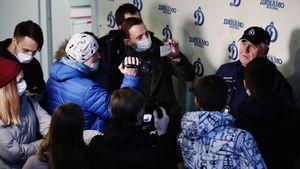 Тренер «Динамо» хочет, чтобы его хоккеисты заразились коронавирусом. Крикунова можно понять, но риск слишком велик