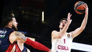 Лучший блок-шот года от афророссиянина, 28 очков Де Коло: что помогло ЦСКА выиграть в Стране басков