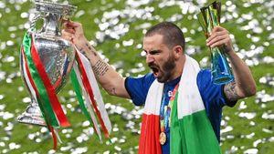 Герой финала Евро чуть не завершил карьеру из-за болезни сына. Трудный путь Леонардо Бонуччи