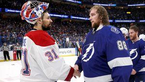 Один канадец Прайс против невероятной четверки «Тампы-Бэй». 5 героев плей-офф НХЛ