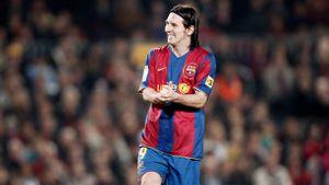 Гол Месси в стиле Марадоны признали лучшим в истории «Барсы». Лео забил его 12 лет назад