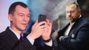 В день выборов губернатора в Хабаровске уволили тренера «Амура». Отставка Воробьева— политическое решение?