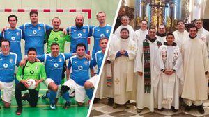 Оказывается, у Ватикана есть своя футбольная команда. Как священники со всего мира меняют образ католической церкви