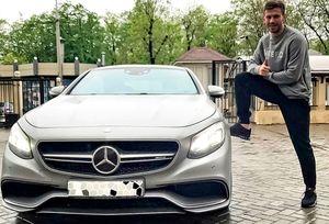 Смолов и Живоглядов перед въездом на «РЖД Арену» были оштрафованы ГИБДД за тонировку автомобилей