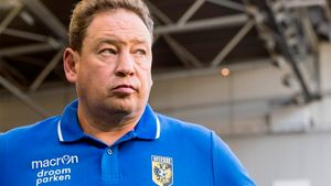 «ВГолландии стиль Слуцкого называли «Волга-катеначчо». Почему унашего тренера невышло в«Витессе»