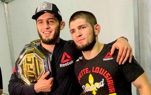 «Хабиб может стать лучшим тренером в мире, а Махачев— чемпионом UFC». США в восторге от друга Нурмагомедова