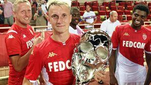 Мынезаметили, ауГоловина— первый трофей в«Монако»! Помог Фалькао закатить победный гол
