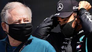 За Квята и Ко вступился глава FIA. Лучший гонщик мира Хэмилтон недоволен, что не все преклоняют колено перед гонкой