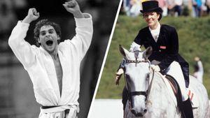 Нейтральные атлеты на ОИ-80: будущий друг Путина, глава IAAF Коу и всадница, чей самолет вел легенда Ф-1 Лауда
