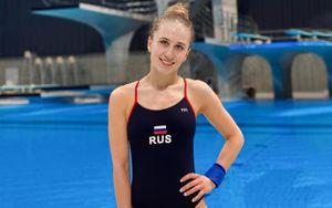 Тимошинина отобралась в полуфинал в прыжках в воду с 10-метровой вышки у женщин, Конаныхина выбыла