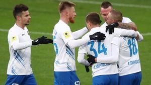 «Сочи» забил 5 безответных голов «Тамбову». Заболотный оформил дубль