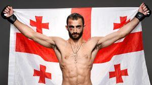 Борется против рака, домашнего насилия изапризнание вСША. Гига Чикадзе готов стать первым грузином споясом UFC