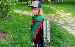 Жена Плющенко Рудковская рассказала, в какой школе будет учиться Гном Гномыч