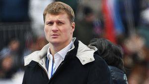 Поветкин не хочет драться с украинцем Усиком: «У нас с ним отличные приятельские отношения»