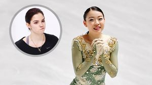 Японка Кихира будет тренироваться вместе с Медведевой. Есть ли у нее шансы против учениц Тутберидзе?